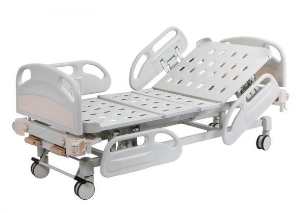 giường bệnh nhân 4 tay quay cao cấp
