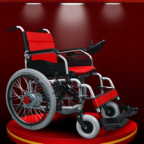 xe lăn điện dùng cho người bệnh